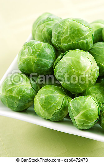 Brussels sprouts - csp0472473