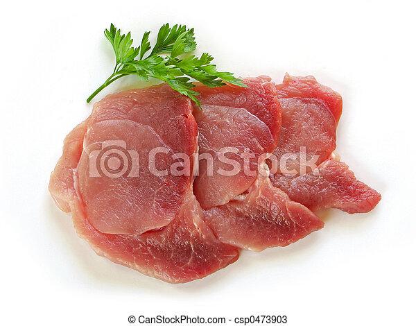 Fresh meat - csp0473903