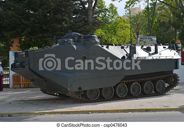 Amphibian Of Combat  - csp0476043