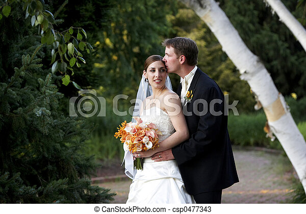 Husband and wife - csp0477343