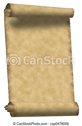 Vintage parchment - csp0478056