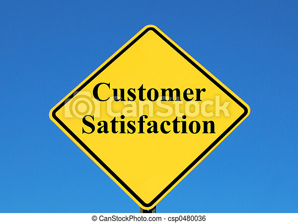 Satisfied customer  - csp0480036