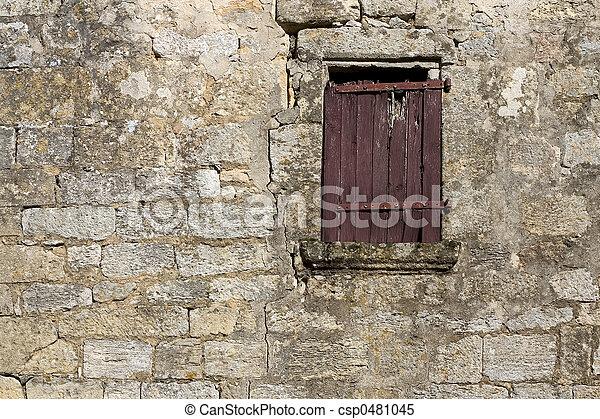 Old window - csp0481045