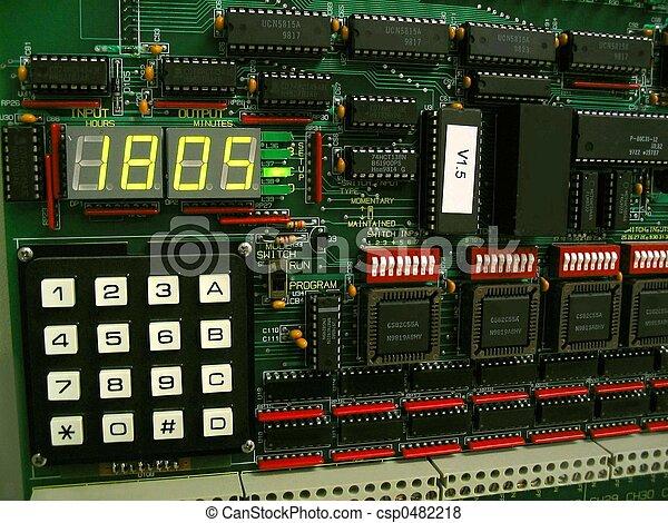 Circuit Timer - csp0482218