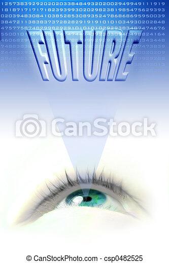 future eye - csp0482525