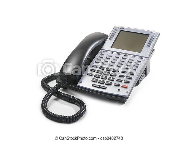 Telephone - csp0482748