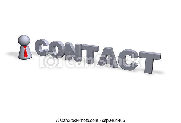 contact - csp0484405