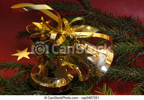 Christmas decoration - csp0487251