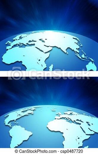 globe - csp0487720