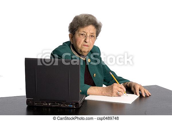 senior office executive - csp0489748