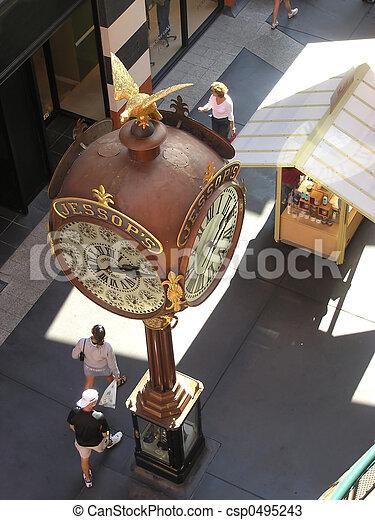 Clock Landmark - csp0495243