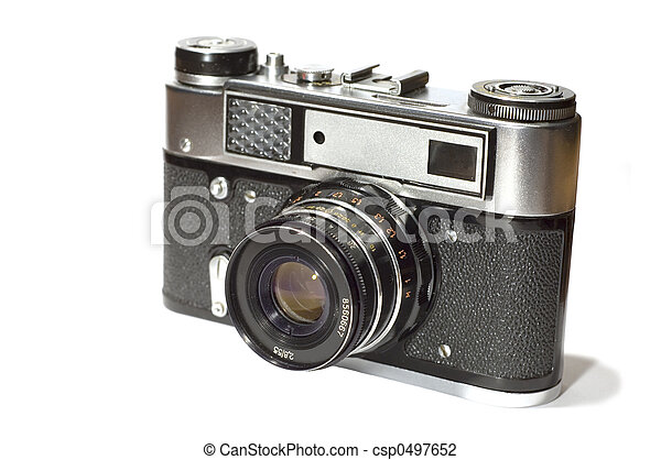 reflex camera - csp0497652