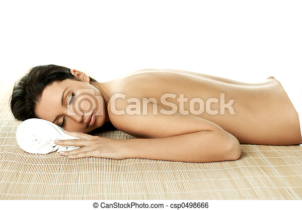 Spa Relaxing - csp0498666
