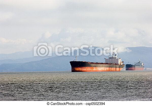 Freight shipment - csp0502394