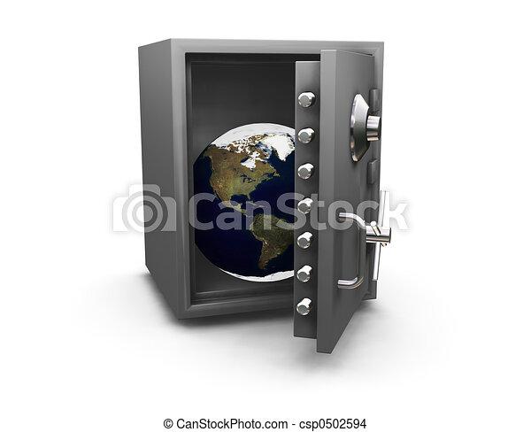 Safe world - csp0502594