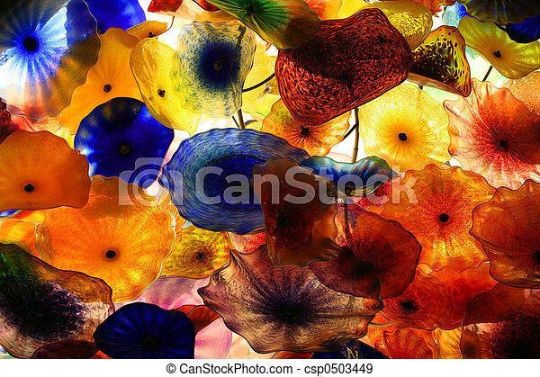 coloré, fond - csp0503449
