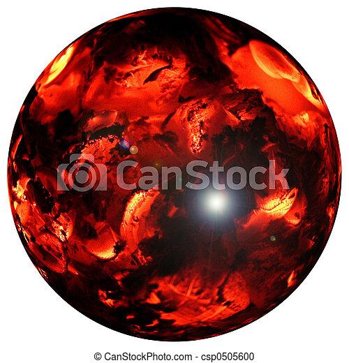 Fireball - csp0505600