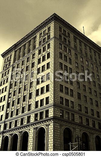 建物, 歴史的 - csp0505801