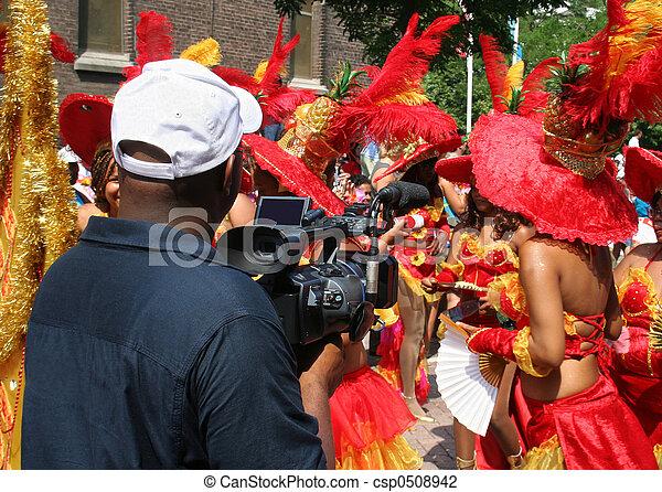 Carnaval TV Crew