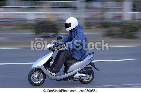 Speedy scooter - csp0509584