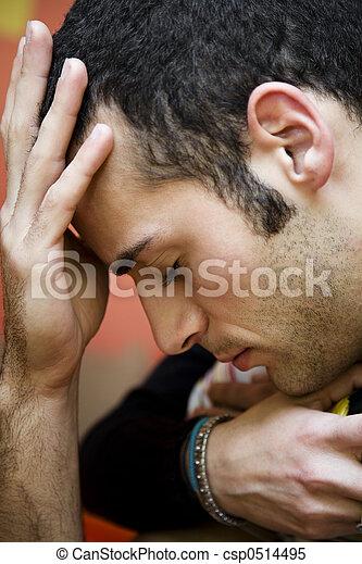 headache - csp0514495