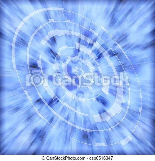 technical speed blue - csp0516347