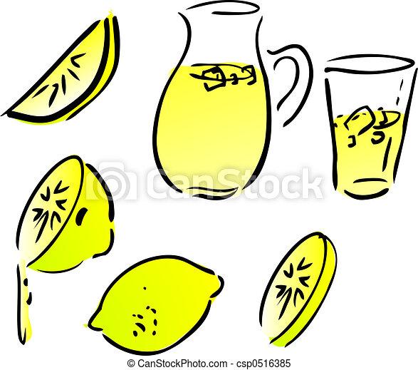 Lemonade Illustrations and Clipart. 4,881 Lemonade royalty free ...