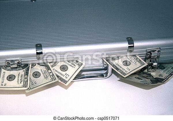Money Case - csp0517071