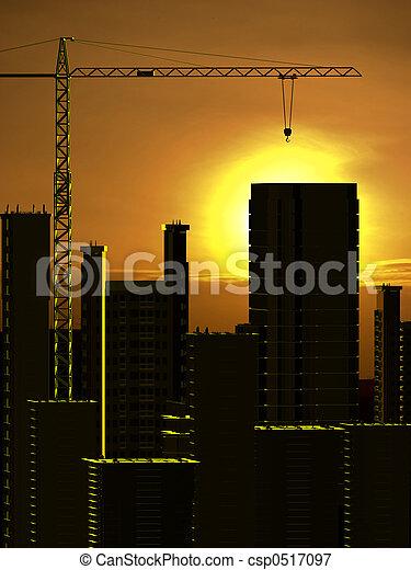 建設 - csp0517097