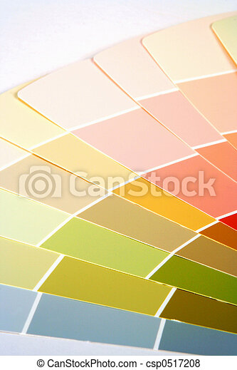 Paint Swatches - csp0517208