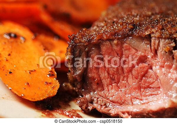 Beef steak - csp0518150
