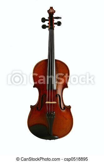 Full violin - csp0518895