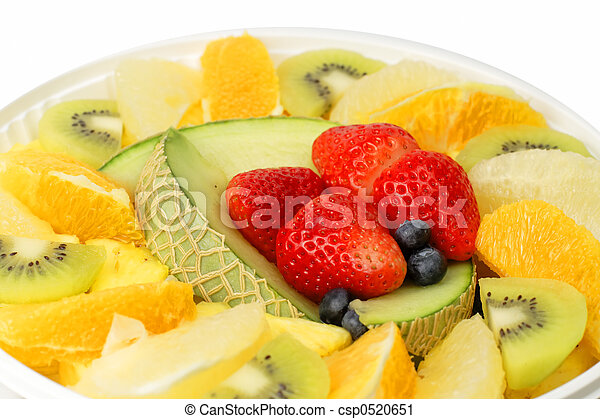Exotic fruits temptation - csp0520651