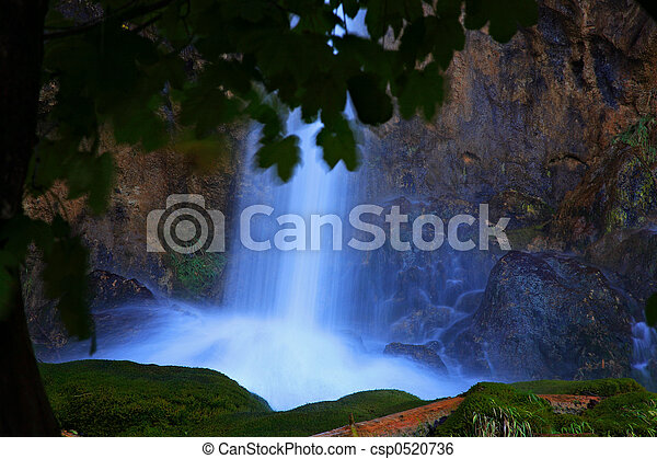 waterfalls - csp0520736