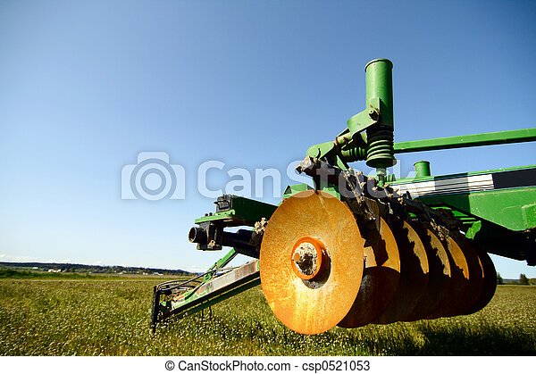 Agriculture machinery - csp0521053