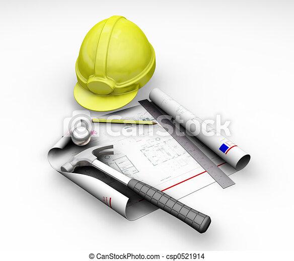 Blueprint and tools - csp0521914