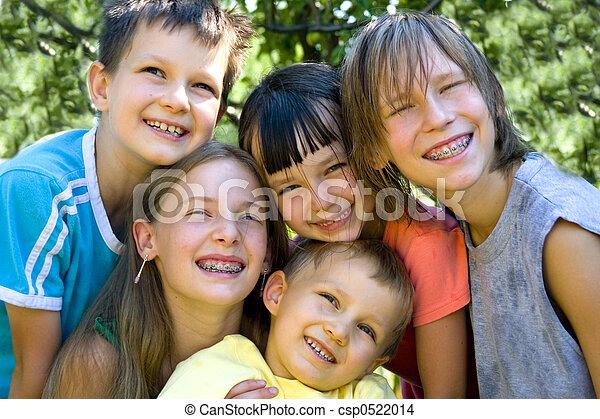 happy children - csp0522014