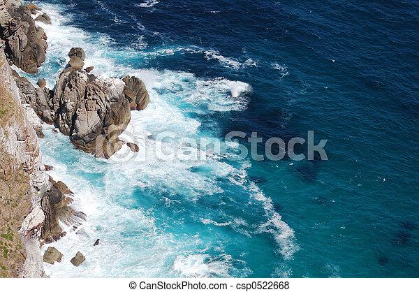 Coastline - csp0522668