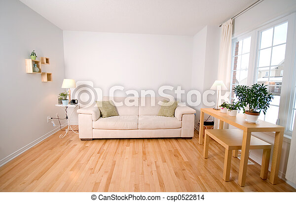 Living room - csp0522814