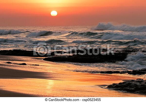 Seascape - csp0523455