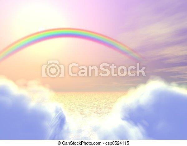 Heavens Gate - csp0524115