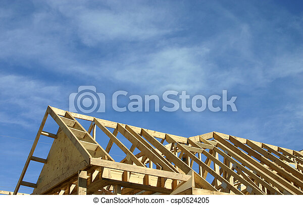 Roof top - csp0524205