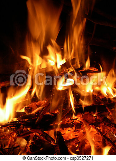 Fire - csp0527271