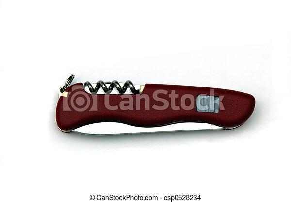 Swiss Utility Knife - csp0528234