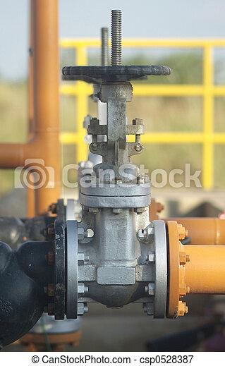Industrial valve for liquids - csp0528387