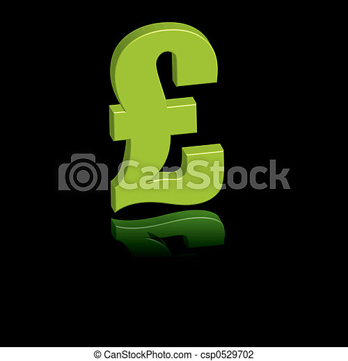 pound green - csp0529702