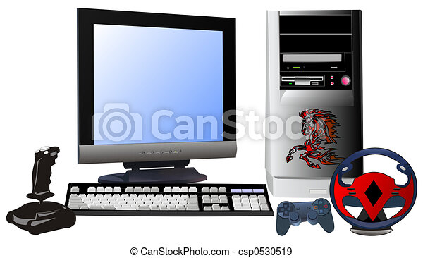 pc video game - csp0530519