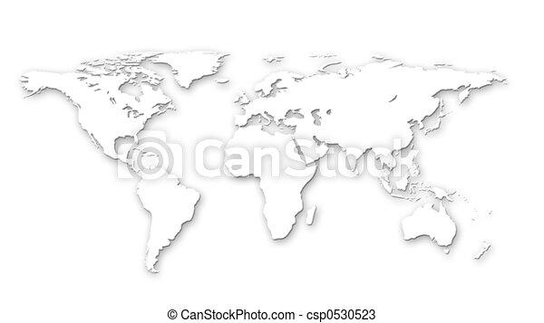 Continents 1 - csp0530523