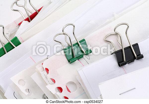 paperwork - csp0534027