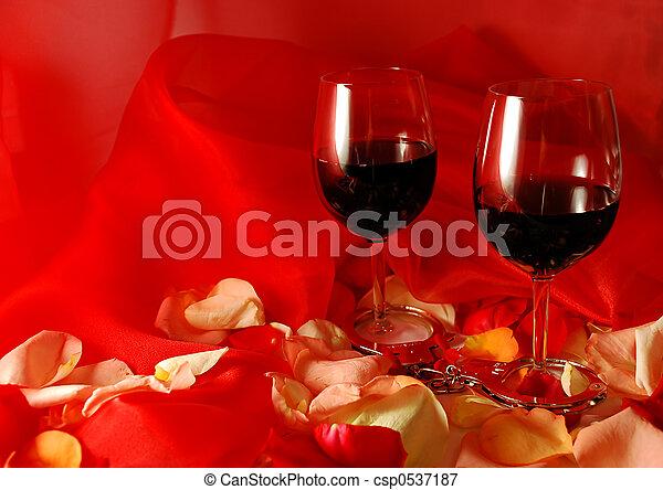 valentines, Dia - csp0537187